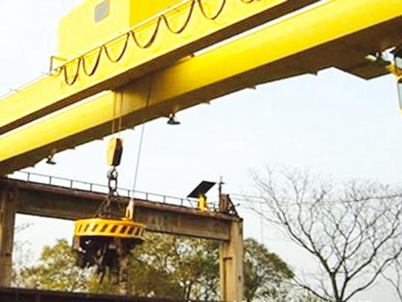 电磁桥式qizhong机